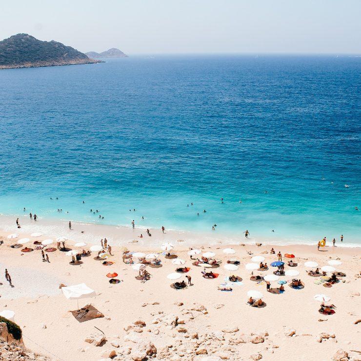 أفضل شواطئ انطاليا تركيا